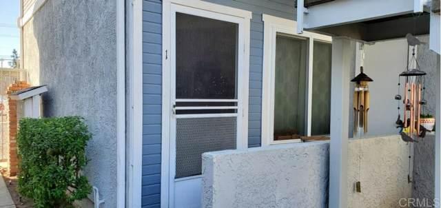 4344 Montalvo St. Apt 1, San Diego, CA 92107 (#190064311) :: Dannecker & Associates