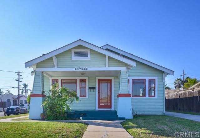 3704 33Rd St, San Diego, CA 92104 (#190064861) :: The Yarbrough Group
