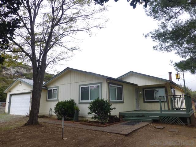 2378 Buckman Springs Road, Campo, CA 91906 (#190065169) :: Neuman & Neuman Real Estate Inc.