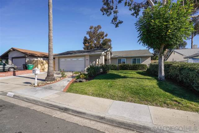 10936 Valldemosa Lane, San Diego, CA 92124 (#190065633) :: Neuman & Neuman Real Estate Inc.