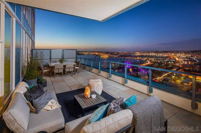 1388 Kettner Blvd #2502, San Diego, CA 92101 (#190065656) :: The Yarbrough Group