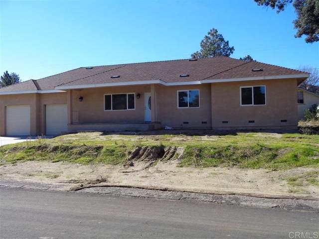 2468 Cypress Drive, Campo, CA 91906 (#190065715) :: Neuman & Neuman Real Estate Inc.