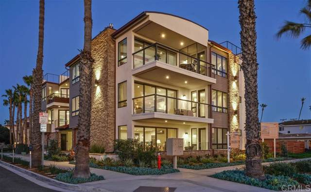 724 North Pacific Street #4, Oceanside, CA 92054 (#200000011) :: Whissel Realty