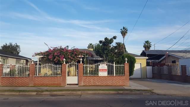 681 Emerald Ave, El Cajon, CA 92020 (#200000514) :: Neuman & Neuman Real Estate Inc.