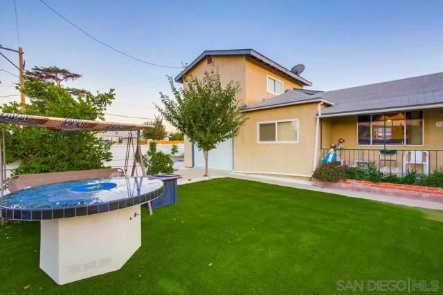 10051 Buena Vista Ave, Santee, CA 92071 (#200000747) :: Allison James Estates and Homes