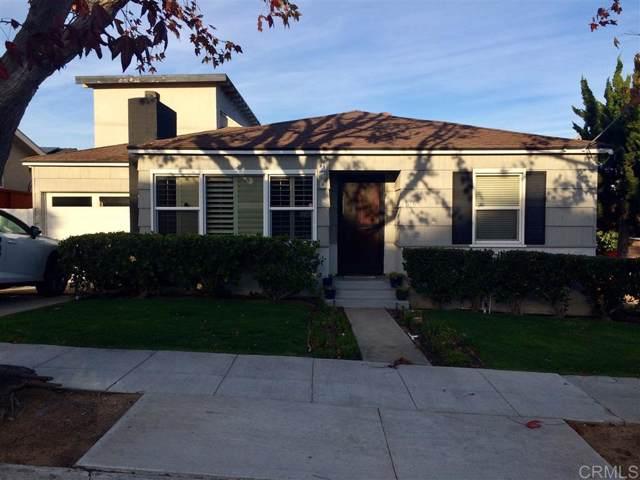 4040 Tennyson Street, San Diego, CA 92107 (#200000767) :: Whissel Realty