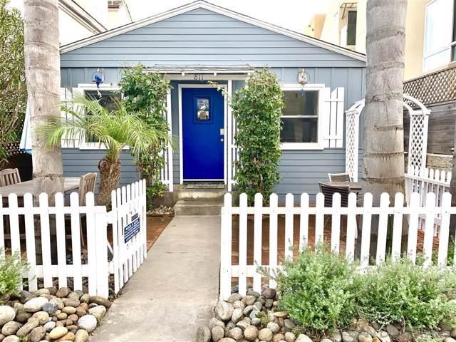809-11 Ostend Ct, San Diego, CA 92109 (#200001366) :: Neuman & Neuman Real Estate Inc.