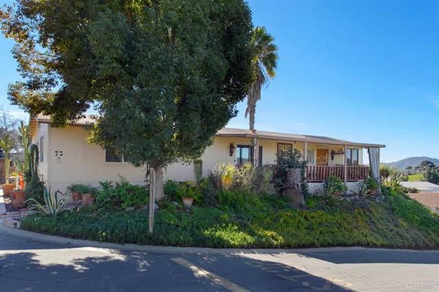 971 Borden Rd #72, San Marcos, CA 92069 (#200001395) :: Neuman & Neuman Real Estate Inc.