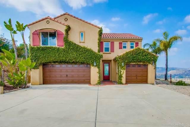 11569 Canyon Park Drive, Santee, CA 92071 (#200001464) :: Allison James Estates and Homes
