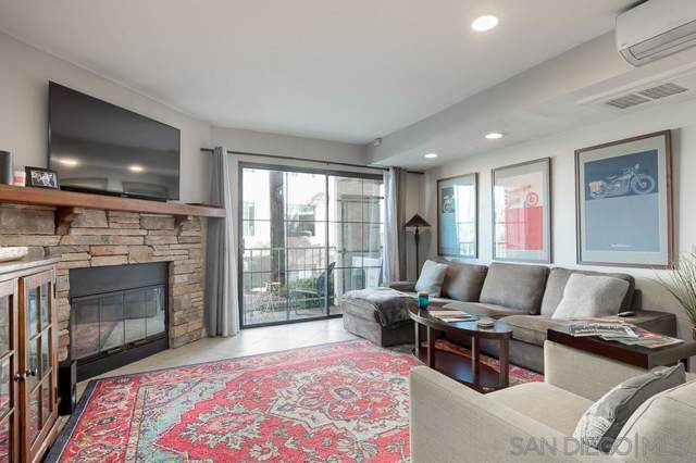 4452 Mentone St #104, San Diego, CA 92107 (#200001640) :: Whissel Realty
