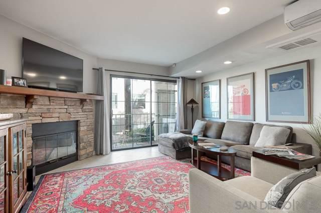4452 Mentone St #104, San Diego, CA 92107 (#200001640) :: Dannecker & Associates