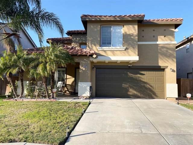 2339 Peakcock Valley Rd, Chula Vista, CA 91915 (#200001940) :: Neuman & Neuman Real Estate Inc.