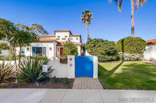 764 F Avenue, Coronado, CA 92118 (#200002007) :: Whissel Realty
