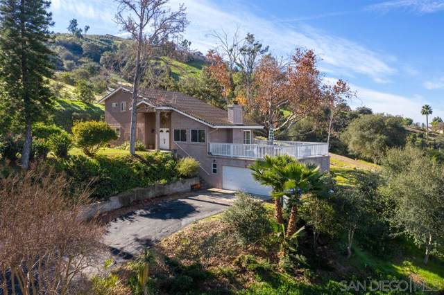 2749 Sumac Rd, Fallbrook, CA 92028 (#200002039) :: Neuman & Neuman Real Estate Inc.
