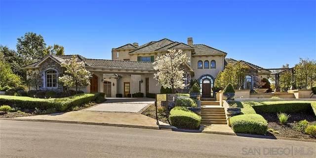 18335 Via Ambiente, Rancho Santa Fe, CA 92067 (#200002103) :: Allison James Estates and Homes