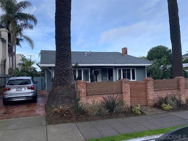 7354 Fay, La Jolla, CA 92037 (#200002459) :: Keller Williams - Triolo Realty Group
