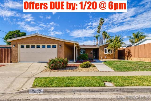 3002 Chauncey Dr, San Diego, CA 92123 (#200002481) :: Whissel Realty