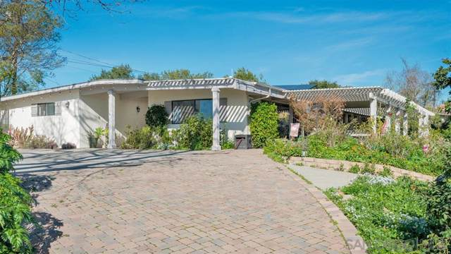 3685 Fairview Dr, Vista, CA 92084 (#200002791) :: Neuman & Neuman Real Estate Inc.