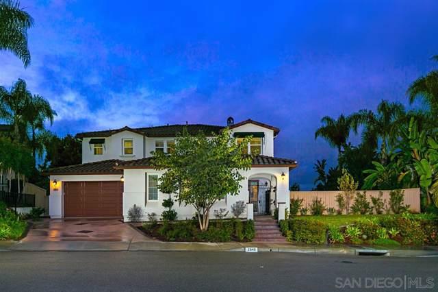 2946 Rancho Cortes, Carlsbad, CA 92009 (#200002823) :: The Miller Group