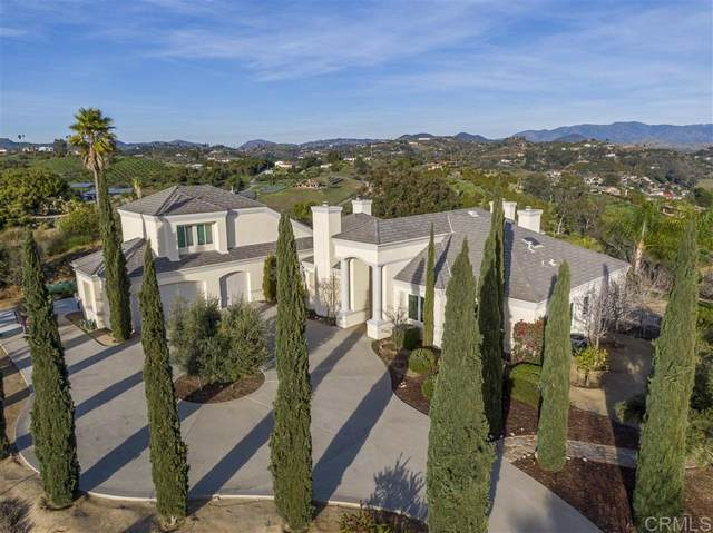 3030 Via Loma, Fallbrook, CA 92028 (#200002882) :: Keller Williams - Triolo Realty Group