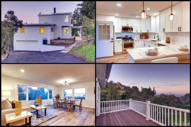 4291 Crestview Dr, La Mesa, CA 91941 (#200002894) :: San Diego Area Homes for Sale