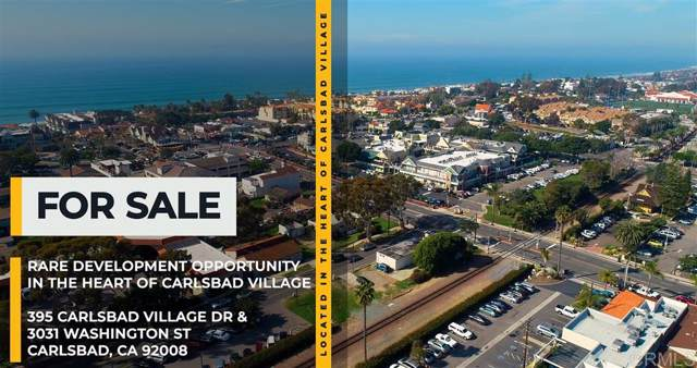 395 Carlsbad Village Dr #0, Carlsbad, CA 92008 (#200003024) :: The Stein Group