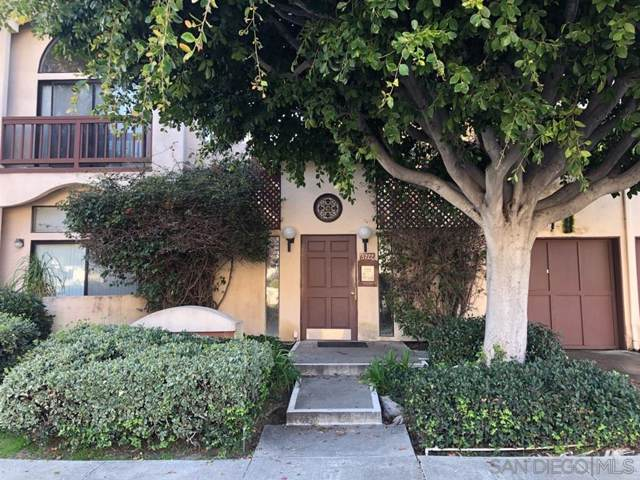 3722 Arnold Ave #11, Sd, CA 92104 (#200003031) :: Whissel Realty