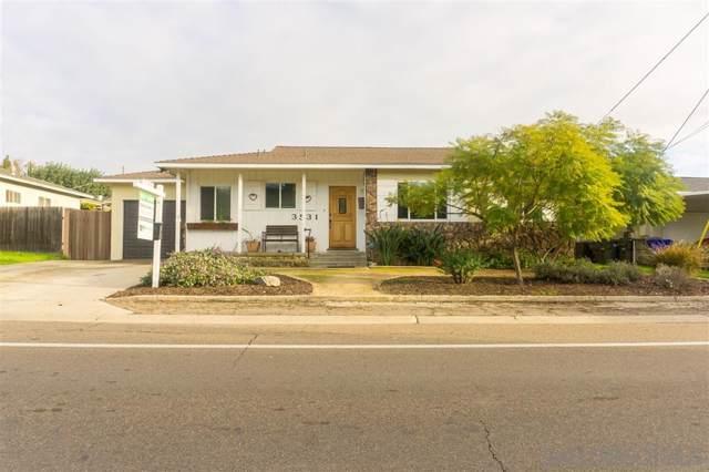 3531 Fairway Dr, La Mesa, CA 91941 (#200003048) :: Whissel Realty