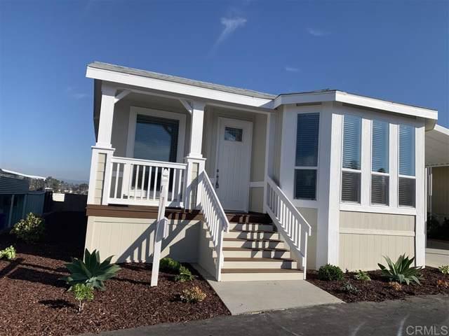 1219 E Barham Dr #73, San Marcos, CA 92078 (#200003138) :: Keller Williams - Triolo Realty Group