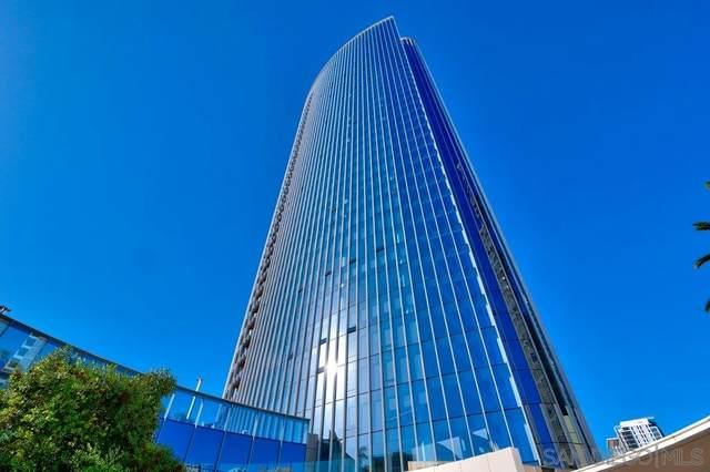 888 W E St #1503, San Diego, CA 92101 (#200003602) :: Neuman & Neuman Real Estate Inc.