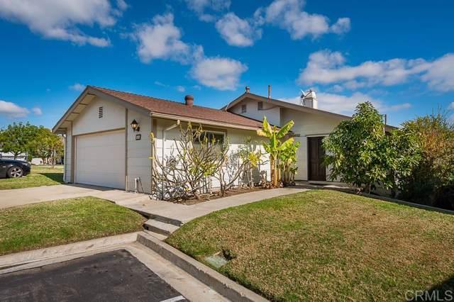 4555 71 Street #13, La Mesa, CA 91942 (#200003619) :: Neuman & Neuman Real Estate Inc.