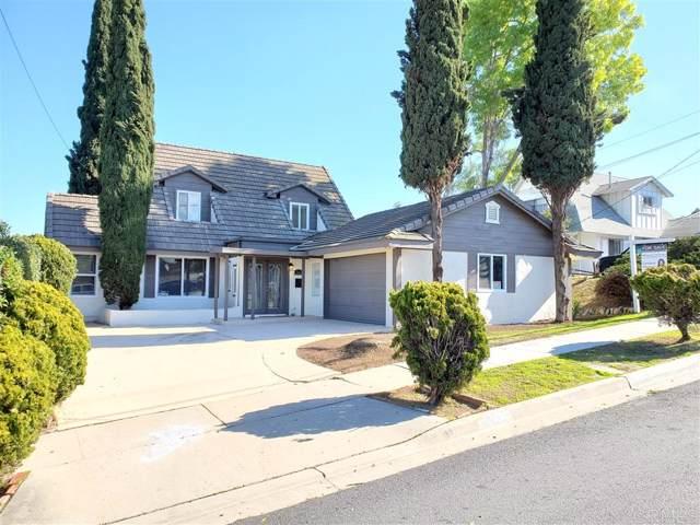 281 Los Soneto Dr, San Diego, CA 92114 (#200003837) :: Allison James Estates and Homes