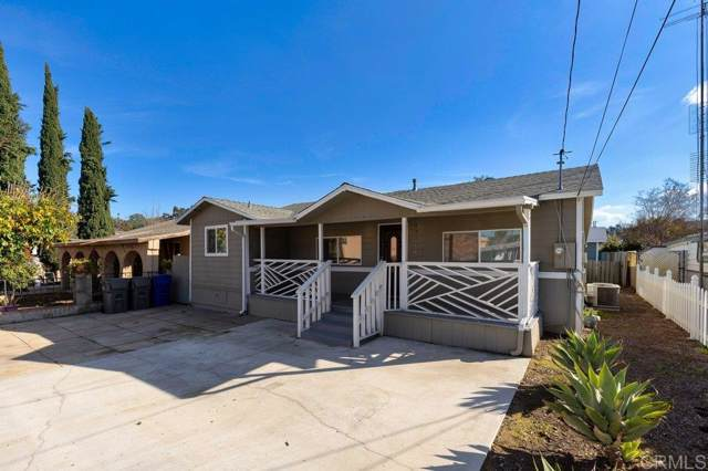12515 Julian Ave, Lakeside, CA 92040 (#200004282) :: Whissel Realty