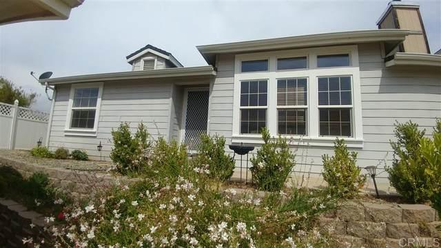 2239 Black Canyon Rd #99 #99, Ramona, CA 92065 (#200005561) :: Neuman & Neuman Real Estate Inc.