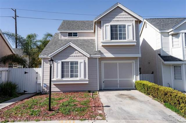 391 61ST., San Diego, CA 92114 (#200005578) :: Neuman & Neuman Real Estate Inc.
