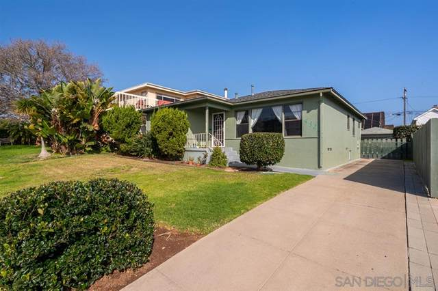 4320 Orchard Avenue, San Diego, CA 92107 (#200005627) :: Coldwell Banker West