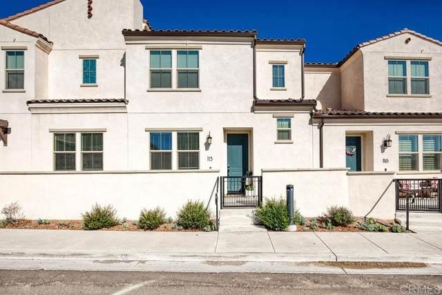 1961 Avenida Citron Unit 115, Chula Vista, CA 91913 (#200005973) :: Keller Williams - Triolo Realty Group