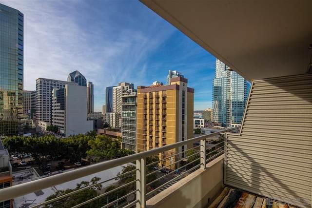 425 W Beech St #902, San Diego, CA 92101 (#200006367) :: Neuman & Neuman Real Estate Inc.