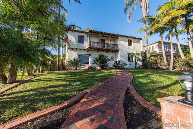 3619 Plumosa Dr, San Diego, CA 92106 (#200006794) :: The Yarbrough Group