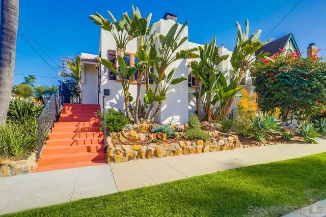 3593 Villa Terrace, San Diego, CA 92104 (#200006919) :: Neuman & Neuman Real Estate Inc.