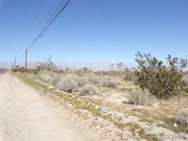 0 Borrego Valley Road #16, Borrego Springs, CA 92004 (#200006924) :: Neuman & Neuman Real Estate Inc.