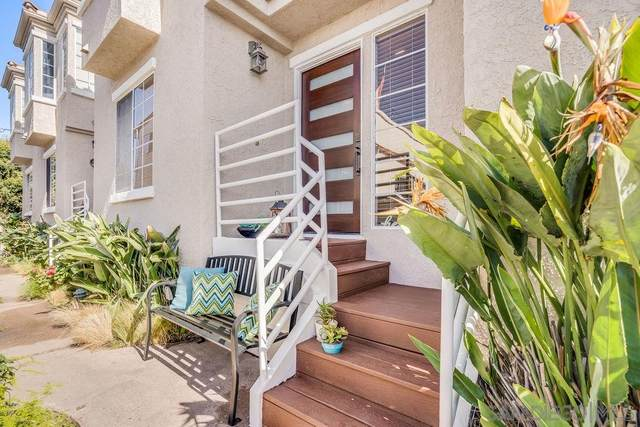 854 Agate Street, San Diego, CA 92109 (#200007132) :: Whissel Realty