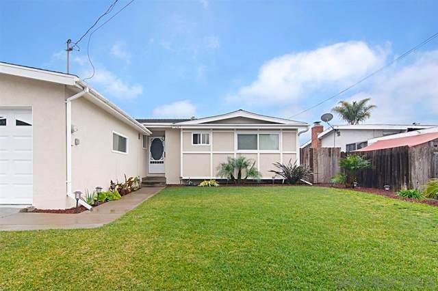 7247 Eckstrom Avenue, San Diego, CA 92111 (#200007170) :: Whissel Realty