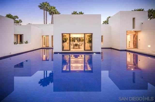 7199 Rancho La Cima Dr, Rancho Santa Fe, CA 92067 (#200007313) :: Allison James Estates and Homes