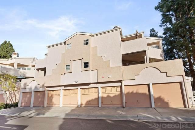 7047 Camino Revueltos #317, San Diego, CA 92111 (#200007326) :: Cane Real Estate