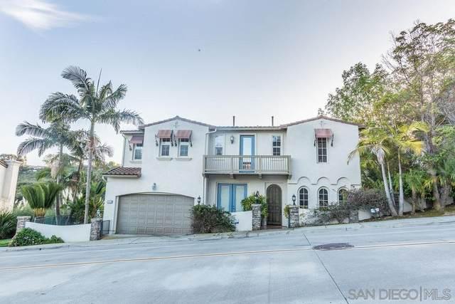2535 Ridgegate Row, La Jolla, CA 92037 (#200007413) :: Whissel Realty