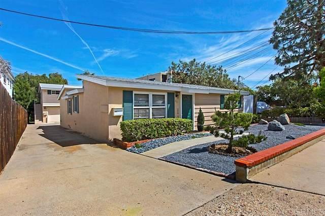311-315 San Elijo, San Diego, CA 92106 (#200007746) :: Coldwell Banker West