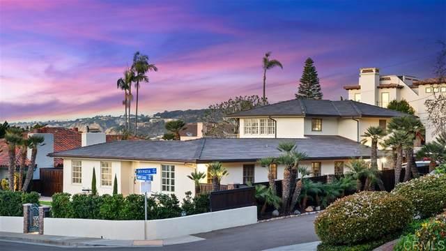 7937 Saint Louis Terrace, La Jolla, CA 92037 (#200007823) :: Cane Real Estate