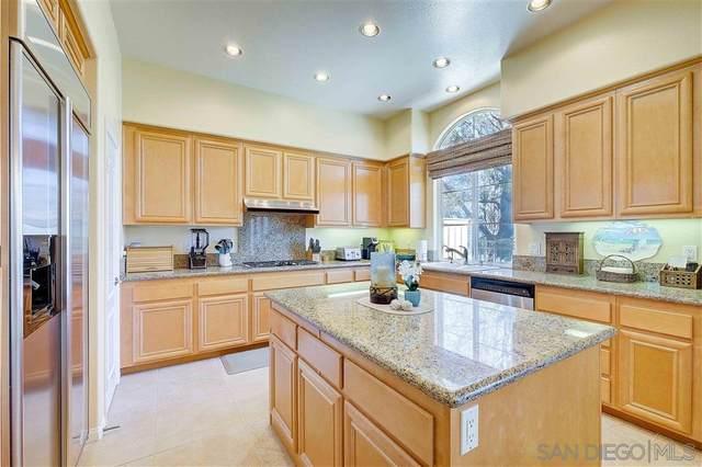 3862 Quarter Mile Dr, San Diego, CA 92130 (#200007884) :: Wannebo Real Estate Group