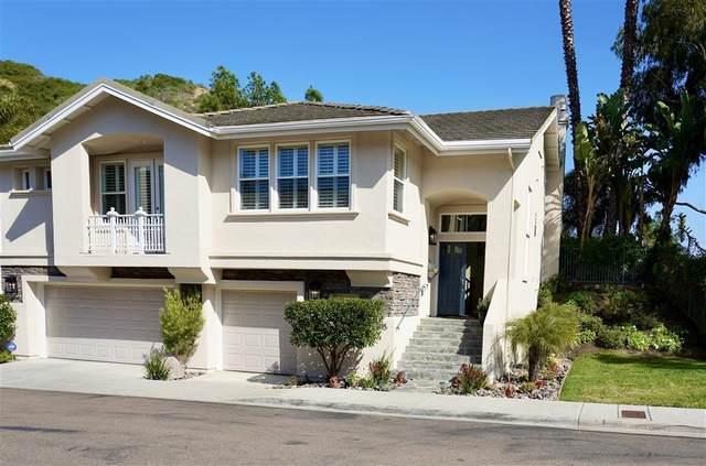6115 Flagstone Row, La Jolla, CA 92037 (#200007916) :: Whissel Realty